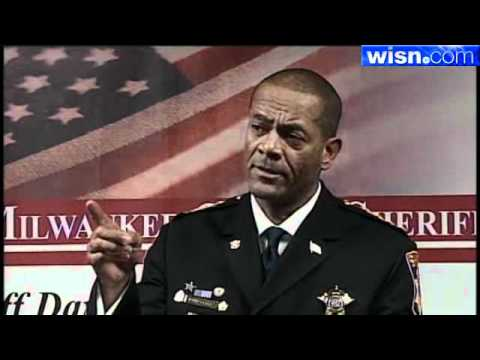 Milwaukee County Sheriff's News Conference On I-94 Standoff