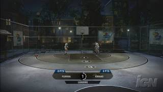 NCAA March Madness 07 Xbox 360 Gameplay - Loading Game
