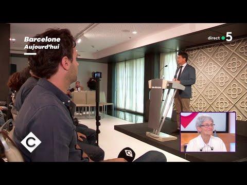 Bienvenido Manuel Valls ! - C à Vous - 26/09/2018