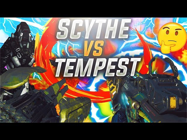 (BO3) Scythe vs Tempest WHICH SPECIALIST IS BETTER? BEST SPECIALIST COMPARISON BLACK OPS 3