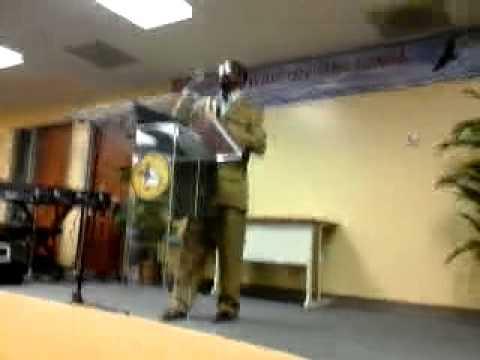 Pastor Rodney Posey Teaching