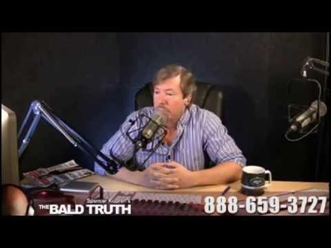 Spencer Kobren's The Bald Truth Ep. 14 - Propecia Propecia Propecia 11-27-11