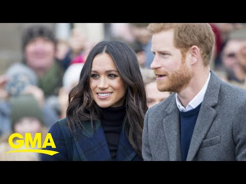 1st look at new book 'Finding Freedom' about Meghan and Harry's split from the royals