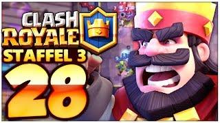 Clash Royale Part 28: Ich raste aus AAAAAAAAAAAAAAAAA