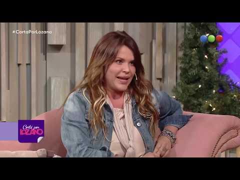 Nazarena Vélez en el diván - Cortá por Lozano 2018