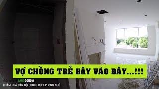 Đi mua thuê căn hộ chung cư 1 phòng ngủ giá rẻ - Land Go Now ✔