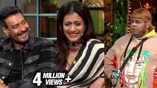 Accha Yadav and His Hilarious Jokes With Kajol and Ajay Devgn | Tanhaji  | The Kapil Sharma Show