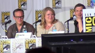TV Guide Fan Favorites 2013 SDCC panel Part 1