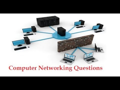 Computer networking multiple choice questions and answers