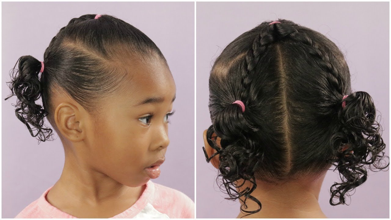 cute 10 minute hairstyle