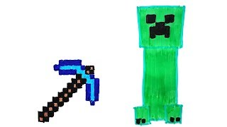 Let's Play Minecraft!   Learn Spanish   Video Games #1