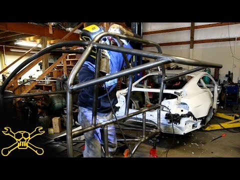2015 Mustang Chassis Build | X275 Race Car