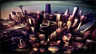 Foo Fighters - In The Clear [HD]
