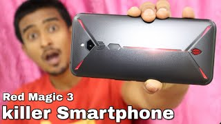 Nubia Red Magic 3 Unboxing & First Look A complete Smartphone with Crazy Gamers Price 36K