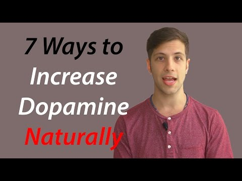 7 Ways to Increase Dopamine Naturally