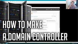 Homelab S2E1: Creating a Domain Controller in Windows Server 2019