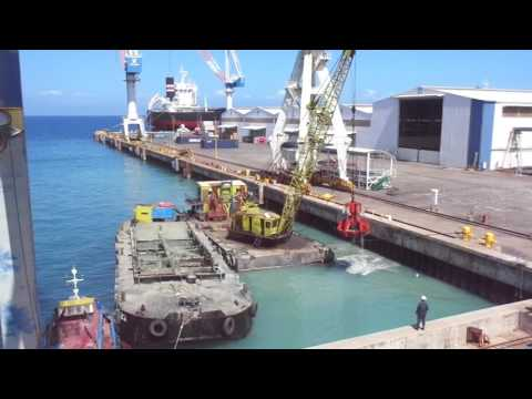 Offshore Dredging of Tsuneishi Port