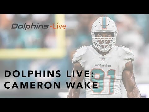 Cam Wake continues to fight and get the job done | Miami Dolphis