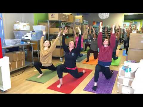 Love Yourself with Heather Baur | Work In Yoga | February 14