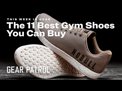The 11 Best Gym Shoes You Can Buy Right