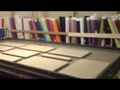 видео: Моё производство. Фасады МДФ в плёнке ПВХ.