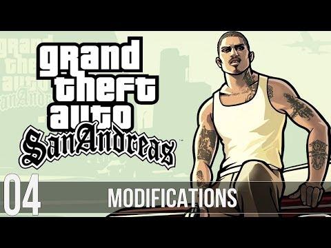GTA San Andreas Novos Mod's 2011 [PC]