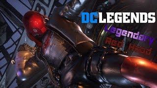 Batman Arkham Knight: Legendary Red Hood Mod