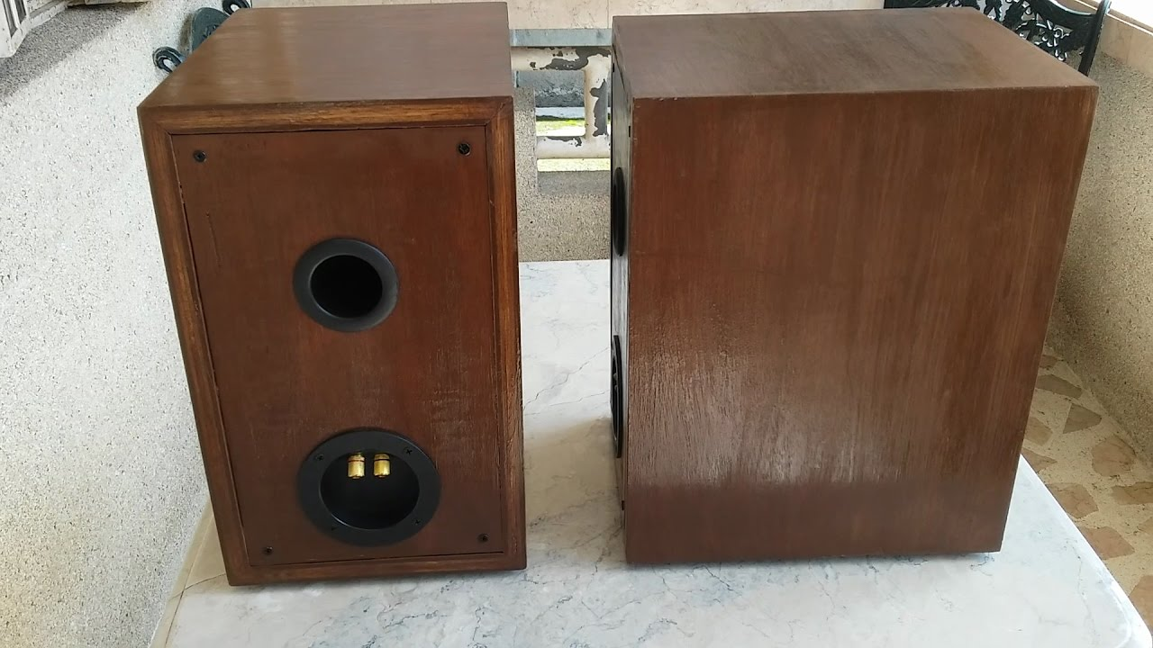 how to build the best diy bookshelf speakers - youtube