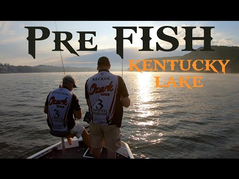 Summer Crappie On Kentucky Lake ACT EVENT