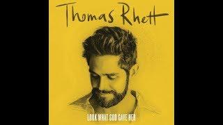 Look What God Gave Her (Audio) - Thomas Rhett Video
