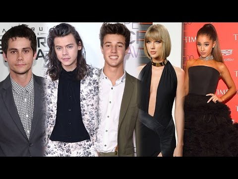 2016 Teen Choice Awards First Round of Nominations Announced!