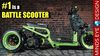 5 Awesome Scooters and E Bikes That Could Change How You Travel #5