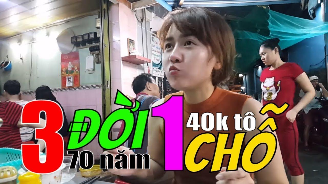 TRUY ĐẾN CÙNG Thiệu Ký mì gia 70 năm nức tiếng mì kéo sợi Sài Gòn |  Guide Saigon Food