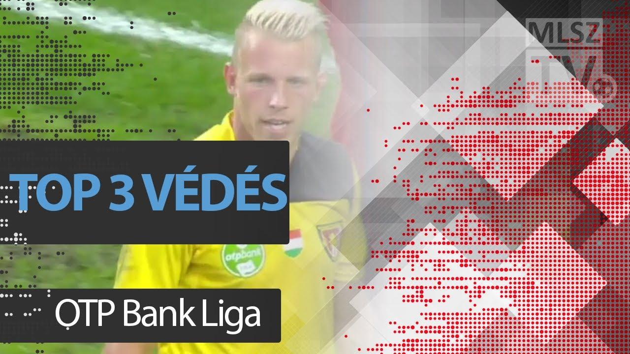 TOP 3 VÉDÉS – 32. forduló | OTP Bank Liga | 2017/2018