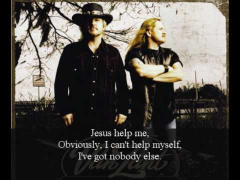 Van Zant - I Can't Help Myself (with lyrics)