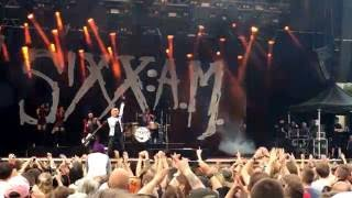 Sixx: A.M. - When We Were Gods and Live Forever LIVE