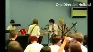 One Direction Holland - Harry Styles (White Eskimo School Concert)