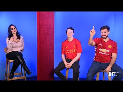 Manchester United v Liverpool | Hilarious Blind Date!