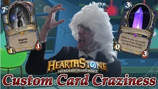 Custom Card Craziness #9 Boomsday!