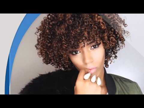 24 Amazing Black Curly Hairstyles For African Amerian Women