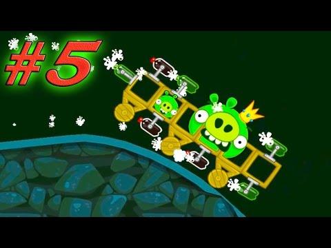 Bad Piggies HD Бонусные уровни!!! Bad PiggiesHD 2016 bonus levels #5 wiki. mod.!!!