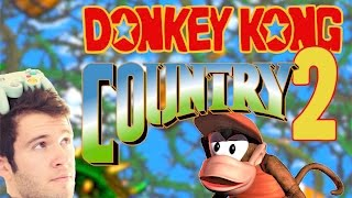 Donkey Kong Country 2 REVIEW - Good Morning Gamer!