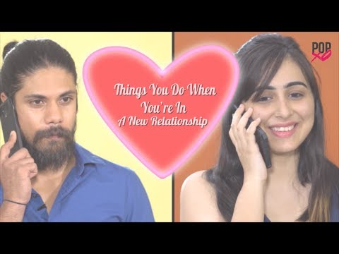 what to do in new relationship