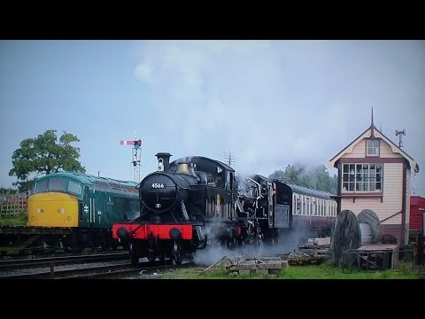 Great Central Railway - Autumn Steam Gala 2016