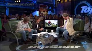 Clarkson, Hammond and May muttering dross in the news