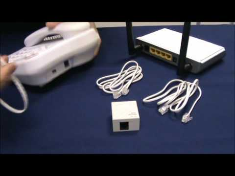 how to set up telus wireless extender