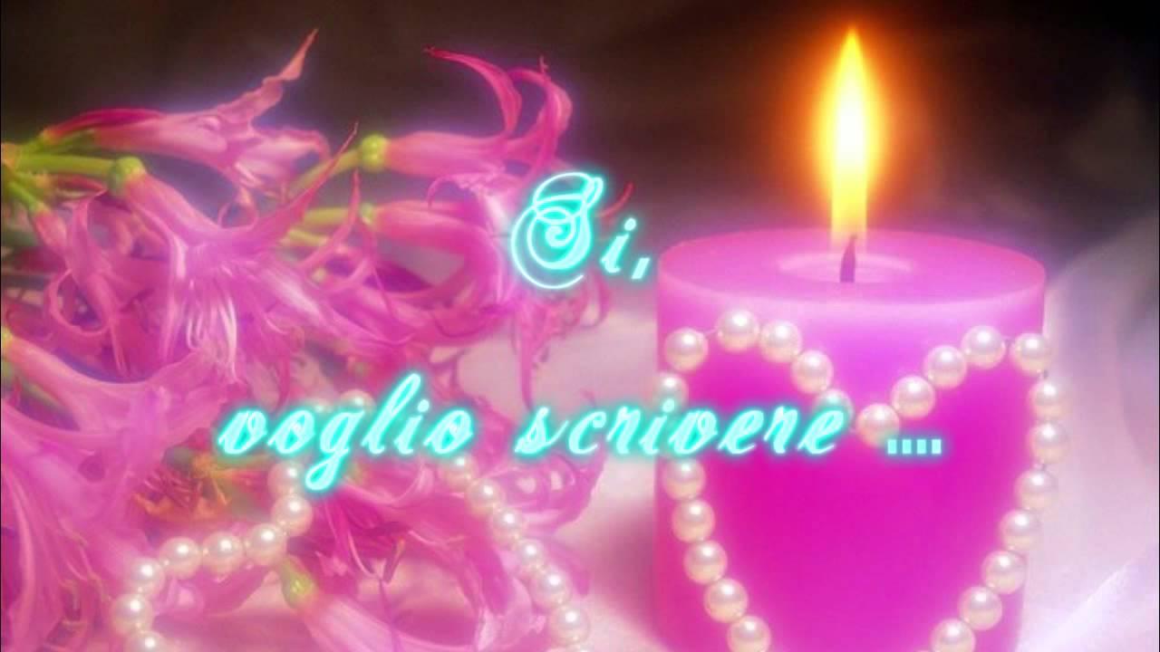 Favorito Grazie per gli auguri di Compleanno - YouTube NG01