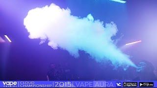 VC Cloud Championships - Vape Aura - Men's Cloud