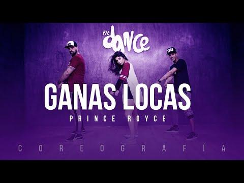 Ganas Locas - Prince Royce | FitDance Life (Coreografía) Dance Video