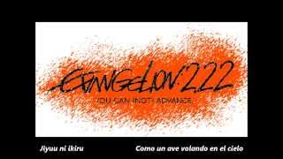 "Evangelion: 2.0 You Can (Not) Advance - ""Today is the Time for Goodbye"" (Subtitulos - Letra Español)"